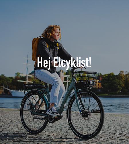Hej Elcyklist